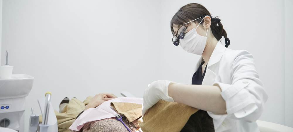 低侵襲虫歯治療