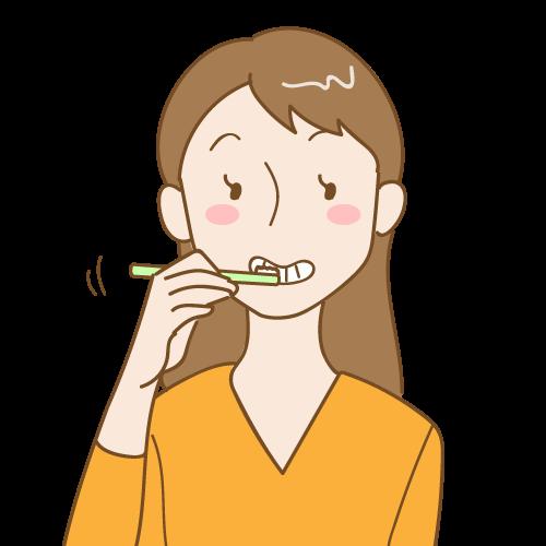 歯磨き 効果的